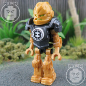 Rocka Hero Factory LEGO Minifigure