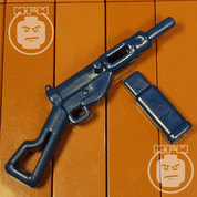 Sten Gun Midnight Blue