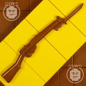 Lee Enfield SMLE Rifle with Bayonet