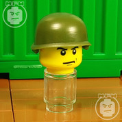 US Army M1 Pot helmet