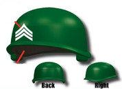 US Army M1 Sergeant Pot helmet