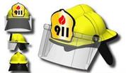 TU65 Helmet with Face shield