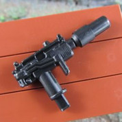 Mini Uzi with Silencer