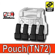 Pouch TN72 for Tactical Vests