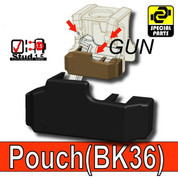 Pouch BK36 for Tactical Vests
