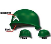 US Army M1 Corporal Pot helmet
