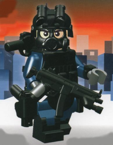 SWAT Gear Pack Z8303