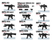 Weapons Pack  MP