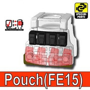 Pouch FE15 for Tactical Vests