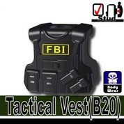 B20 FBI Tactical Vest