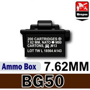 BG50 Ammo Box - printed