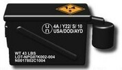 TE40 Ammo Box - printed