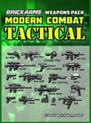 Brickarms Modern Combat Tactical Pack