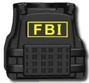 Q5 Tactical Vest - FBI