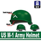 US Army M1 Lance Corporal Pot helmet
