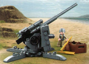 German 88mm Flak Gun