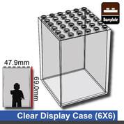 Display Case 6 x 6