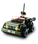 M38 Willys Army Jeep