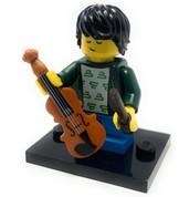 LEGO Minifig Series 21  Violinist