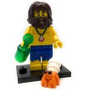 LEGO Minifig Series 21  Castaway