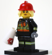 LEGO Minifig Series 19 Fire Fighter