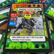 Battlelines Card Game