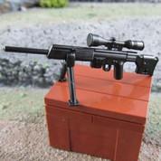 PSG1 Sniper Rifle