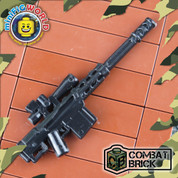 Fifty LEGO minifigure compatible Sniper