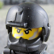 HGU-56 Helmet with MFS-2 Faceguard