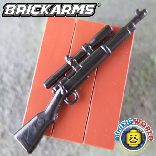 M1903 Springfield sniper - long scope
