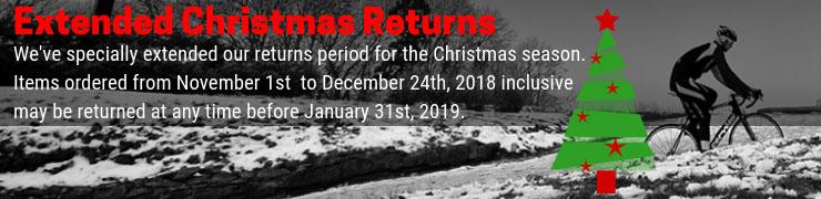 Christmas Returns