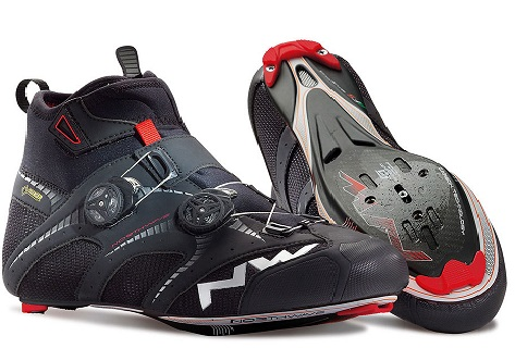 Northwave extreme winter cycling boots review