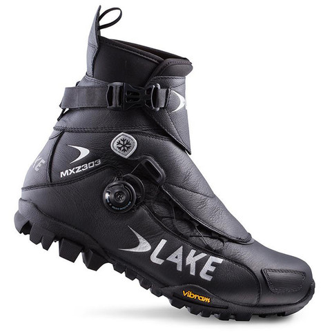 Lake MXZ303 Wide Fit Winter Cycling Boots