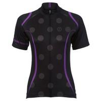 Ride Ladies Print Jersey Purple