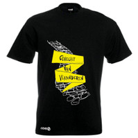 Classics Project War of Vlaanderen T-shirt Black