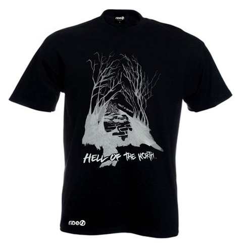 Classics Project Hell of the North Arenberg T-shirt Black