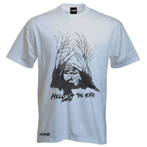 Classics Project Hell of the North Arenberg T-shirt White