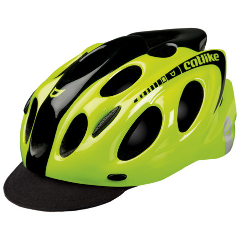 Catlike Kompact'O Urban Helmet Yellow Fluo and Black