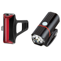 Guee Sol 300 Plus Cob X Front and Rear Light Set