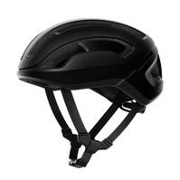 POC Omne Air SPIN Gloss Matt Black Road Helmet