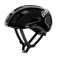 Uranium Black Raceday - POC Ventral Air SPIN Road Helmet
