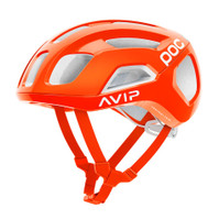 POC Ventral Air SPIN Road Helmet - Zink Orange AVIP