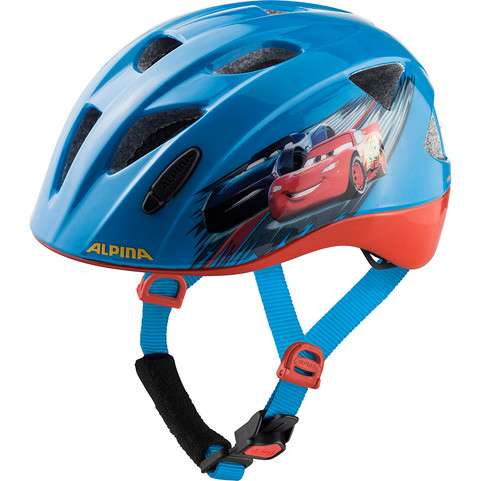 Alpina Ximo Cars Kids Cycling Helmet | Disney
