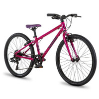 Cuda Trace 24 Kids Bike in Pink