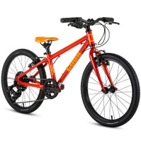 Orange - Cuda Trace 20 Kids Bike