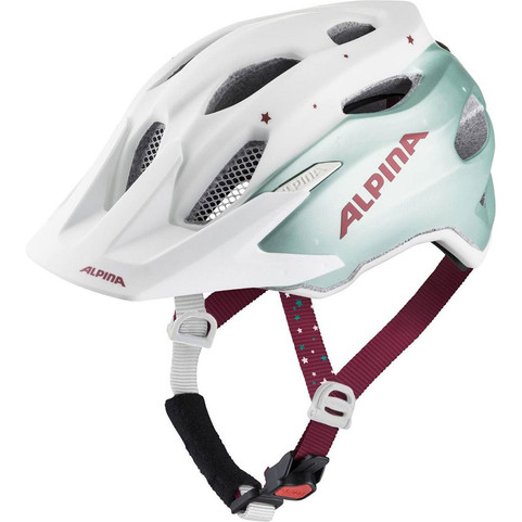 Alpina Carapax Junior Cycling Helmet
