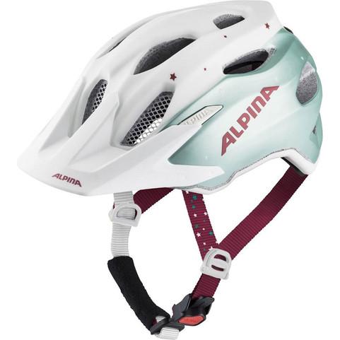 Alpina Carapax Junior Cycling Helmet