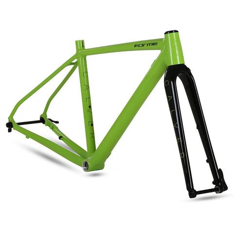 Forme Calver Junior PRO SL Cyclocross Frameset Green 44cm