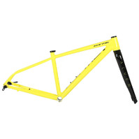 Forme Calver Junior PRO SL Cyclocross Frameset 38cm Yellow