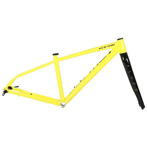Forme Calver Junior PRO SL Cyclocross Frameset 38cm Yellow